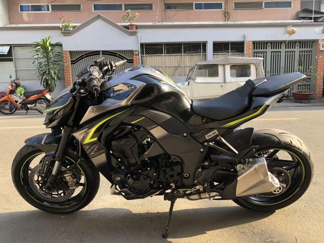 __ Ban kawasaki Z1000 R ban dat biet ABS odo 2200km HQCN DKLD T92018 xe keng nhu xe thung - 7