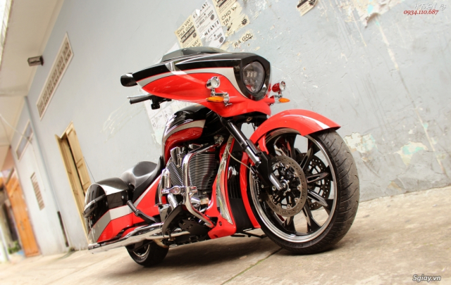 ___ Can Ban ___VICTORY Magnum 1800cc ABS 2018 BAGGER___