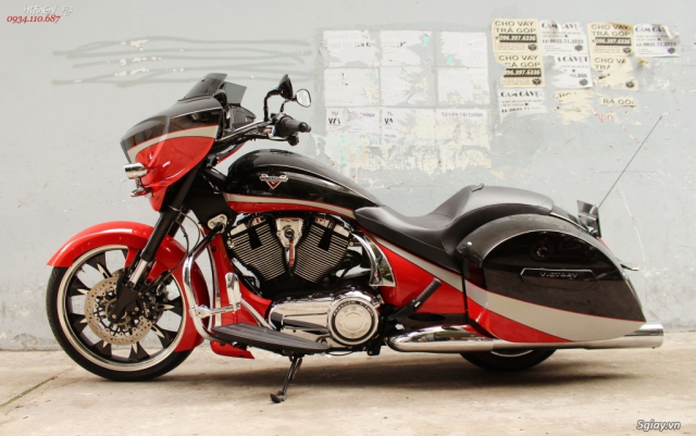 ___ Can Ban ___VICTORY Magnum 1800cc ABS 2018 BAGGER___ - 7