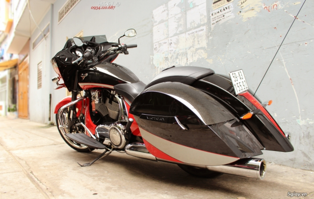___ Can Ban ___VICTORY Magnum 1800cc ABS 2018 BAGGER___ - 2