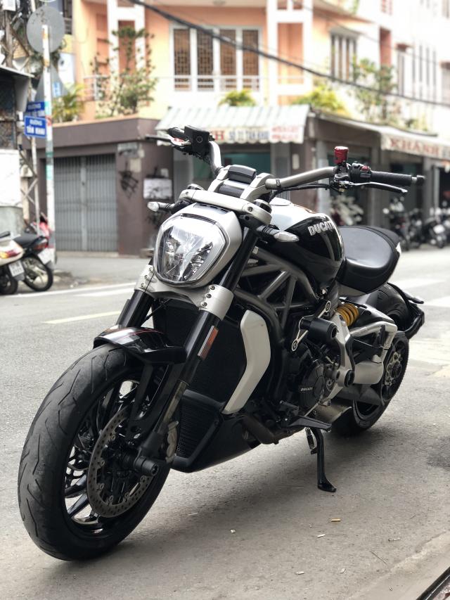 __Can Ban Ducati X Diavel S ABS Ban Full date 92017 mau moi odo 7000km HQCN ngay chu dung - 4