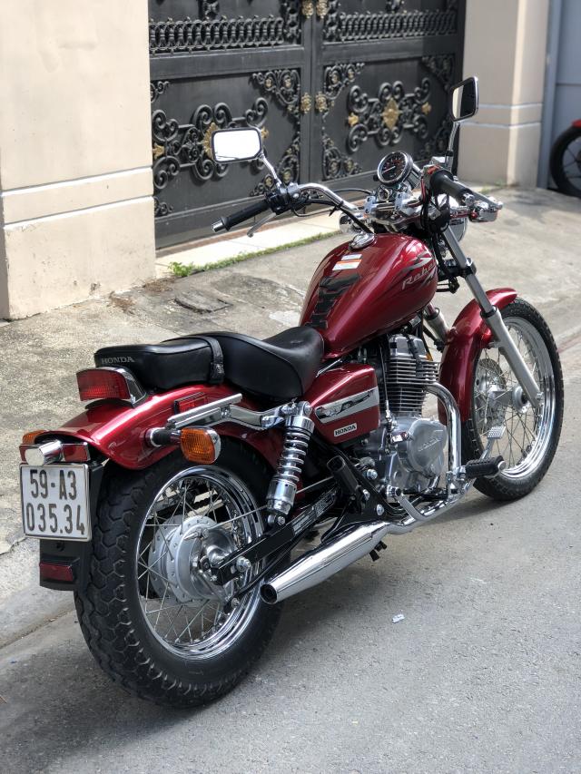__Can Ban Honda Rebel 250cc ban xuat my date 122013 odo 4000km HQCN ngay chu dung ban - 2