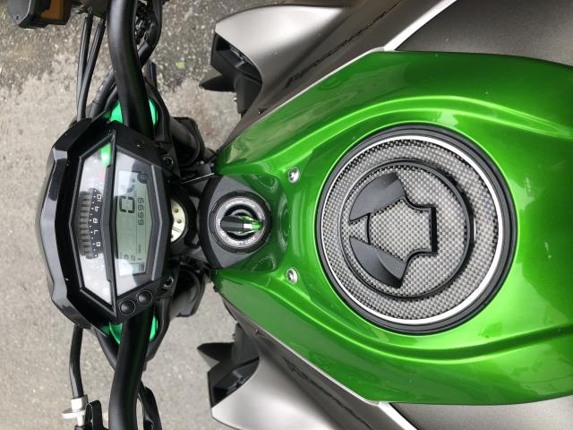 __Can Ban Kawasaki z1000 ABS date 2016 mau xanh xam nham odo 6699km HQCN ngay chu dung ban - 6