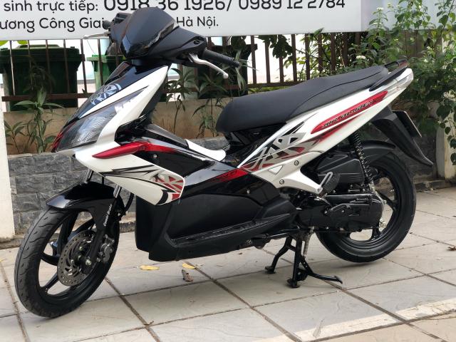 Ban Air blade 110 Fi VN 2010 len full Thai 29X5 16386 vip vip cuc dep zin 29tr cho ai yeu thich - 6