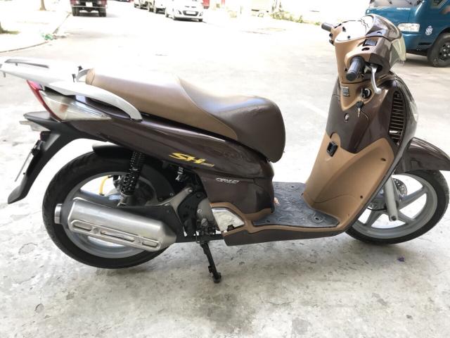 Ban honda SH150i Cafe 2009 doi chot sm 015 bs 29G 67425 so gap 76 trieu doi cao chinh chu co thong - 4
