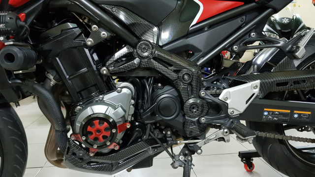 Ban Kawasaki Z900 ABS 42017Chinh hangHiSSSaigon so dep - 5