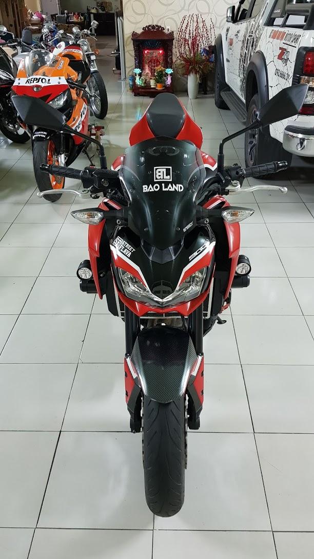 Ban Kawasaki Z900 ABS 42017Chinh hangHiSSSaigon so dep - 2