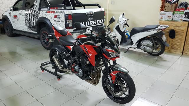 Ban Kawasaki Z900 ABS 42017Chinh hangHiSSSaigon so dep - 9