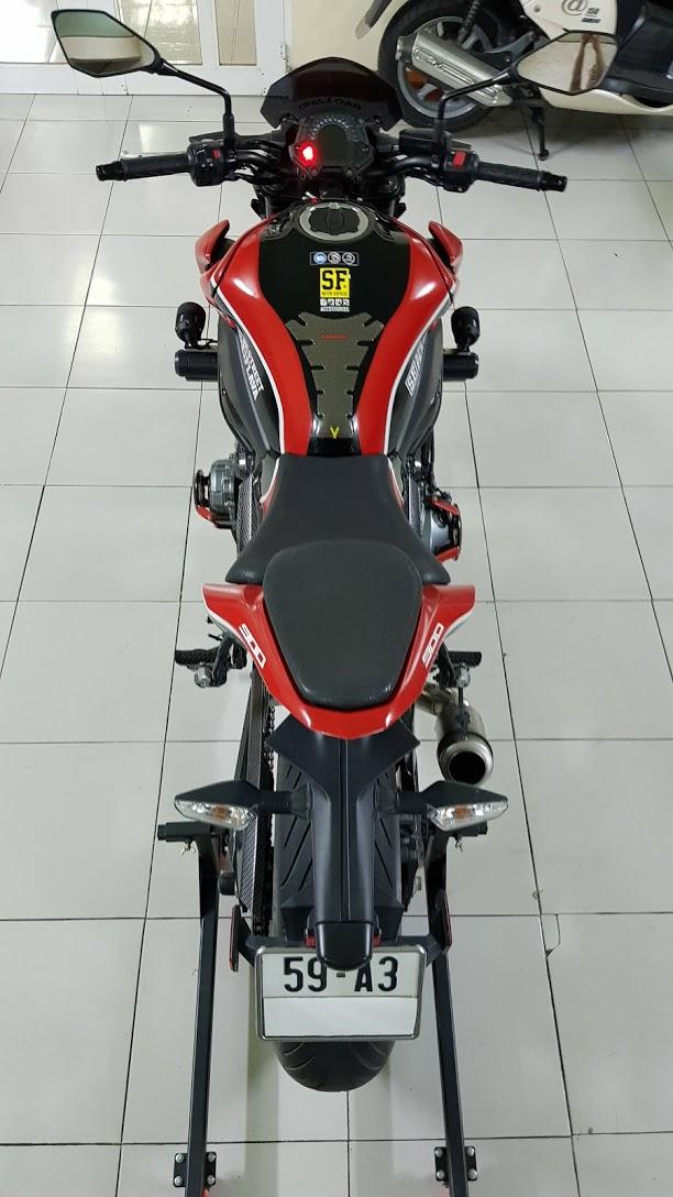 Ban Kawasaki Z900 ABS 42017Chinh hangHiSSSaigon so dep - 11