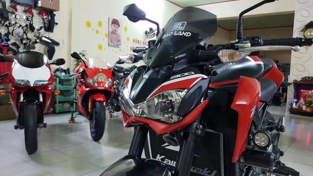 Ban Kawasaki Z900 ABS 42017Chinh hangHiSSSaigon so dep - 16