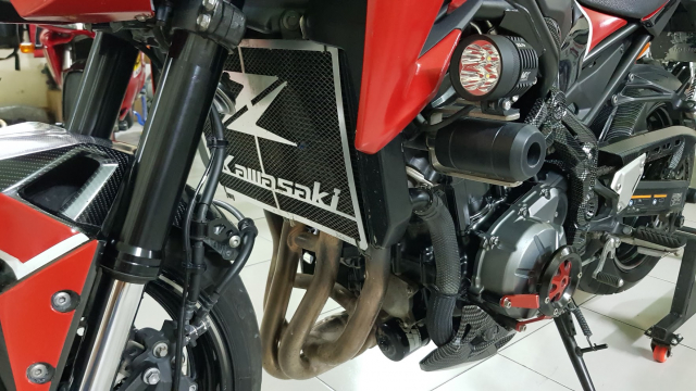 Ban Kawasaki Z900 ABS 42017Chinh hangHiSSSaigon so dep - 17