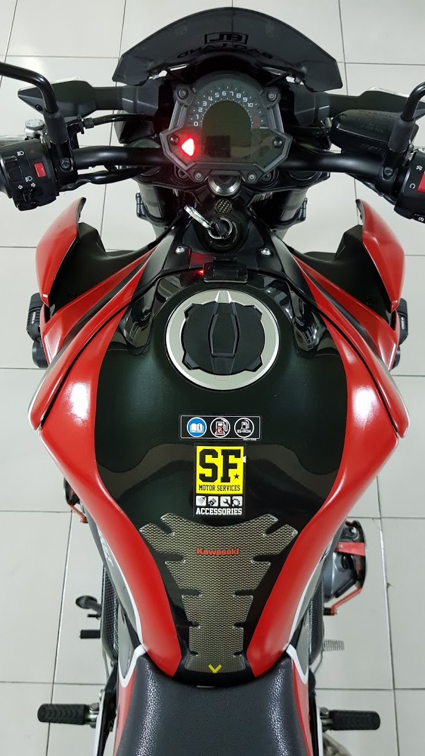 Ban Kawasaki Z900 ABS 42017Chinh hangHiSSSaigon so dep - 21