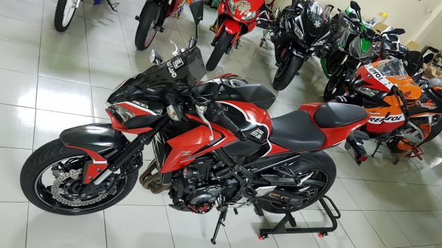 Ban Kawasaki Z900 ABS 42017Chinh hangHiSSSaigon so dep - 25