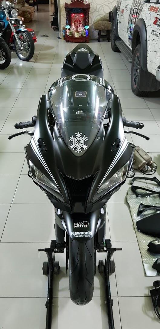 Ban Kawasaki ZX10RR112017Limited EditionChinh HangSaigon