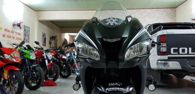 Ban Kawasaki ZX10RR112017Limited EditionChinh HangSaigon - 8
