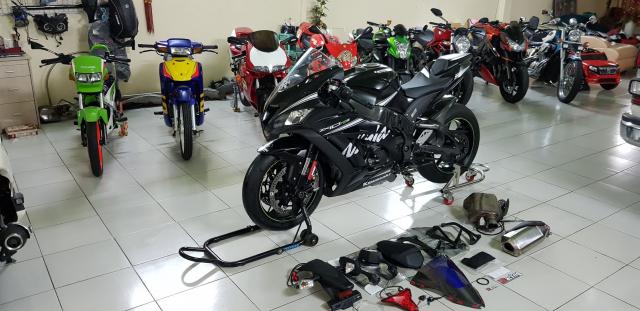 Ban Kawasaki ZX10RR112017Limited EditionChinh HangSaigon - 7