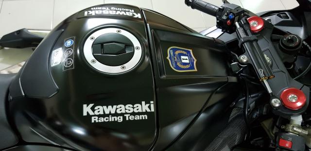 Ban Kawasaki ZX10RR112017Limited EditionChinh HangSaigon - 28
