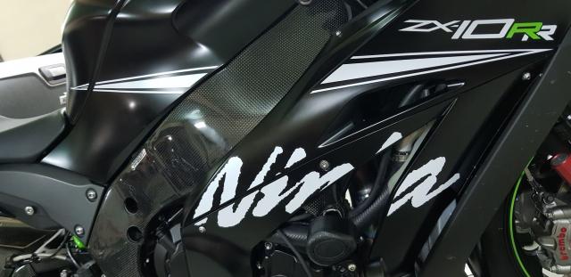 Ban Kawasaki ZX10RR112017Limited EditionChinh HangSaigon - 30