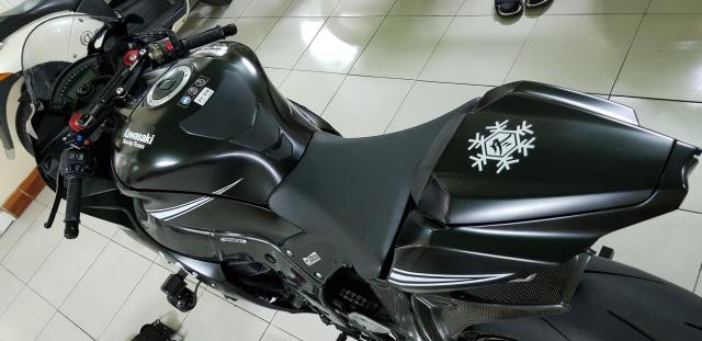 Ban Kawasaki ZX10RR112017Limited EditionChinh HangSaigon - 49