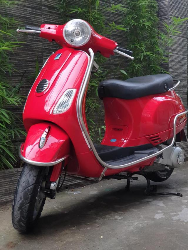 ban LX 150ie doi 2012 bs 29L 27226 mau Do moi keng 28tr chinh chu do nu su dung - 2