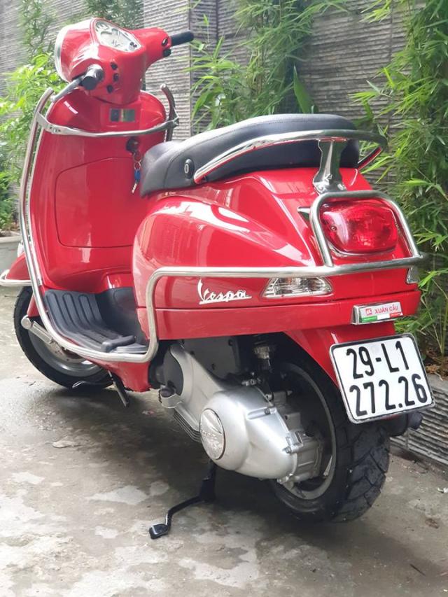 ban LX 150ie doi 2012 bs 29L 27226 mau Do moi keng 28tr chinh chu do nu su dung - 3