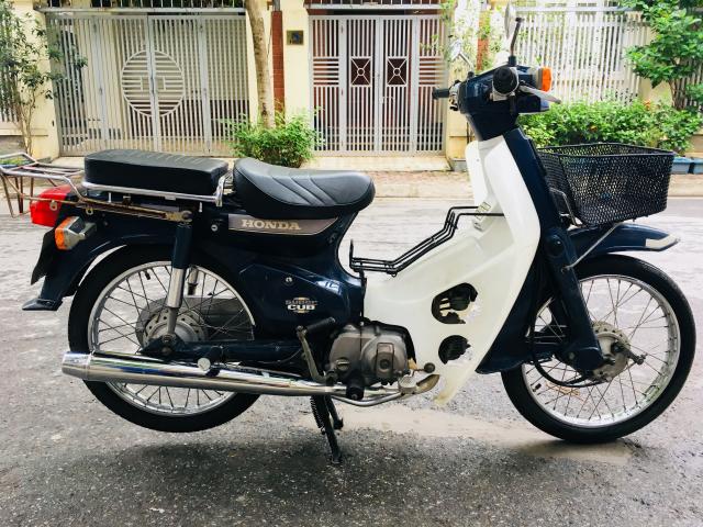 Ban xe Honda Cub 82 dk 1995