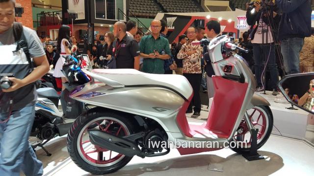 Bat ngo Honda Vario 110 2019 ra mat voi phien ban Concept