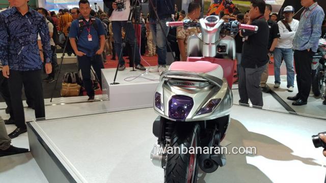 Bat ngo Honda Vario 110 2019 ra mat voi phien ban Concept - 3