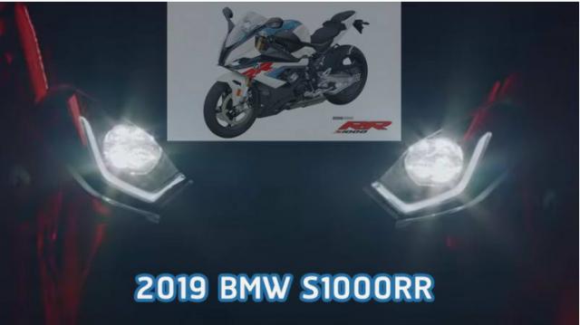 BMW S1000RR Teaser 2019 xoa bo dinh nghia thiet ke ca map o the he truoc