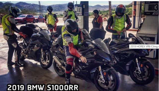 BMW S1000RR Teaser 2019 xoa bo dinh nghia thiet ke ca map o the he truoc - 3