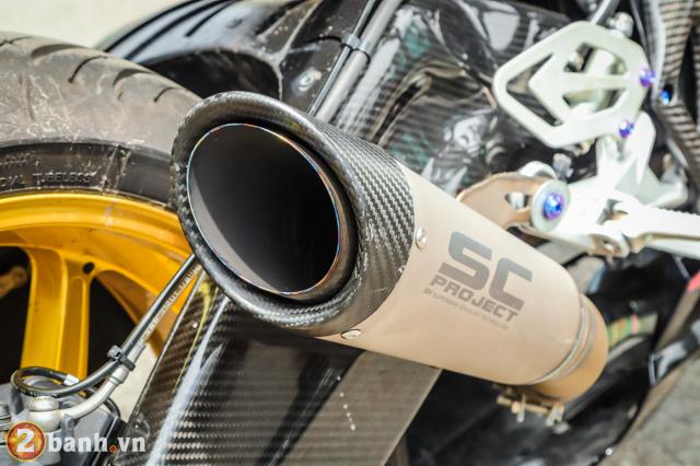 BMW S1000RR ve dep khong co doi thu tu ban do dat tien tren dat Viet - 16