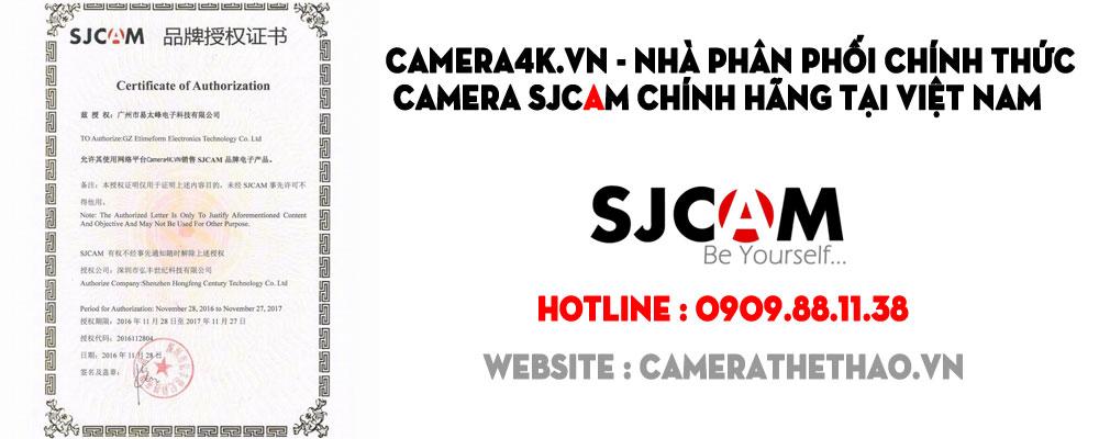Camera hanh trinh sjcam chinh hang gia tot nhat