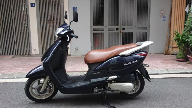 Can ban Honda Lead Fi 2010 xanh tim ho so goc nguyen ban chinh chu dung - 3