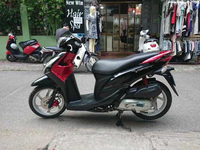 Can ban Honda Vision fi 2014 den do chinh chu su dung con rat moi 23tr