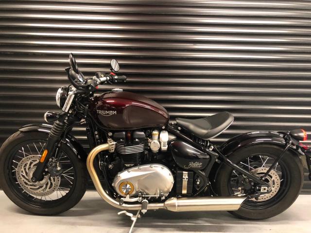 Can ban Triumph Bonneville T120 Black mau den 2018 - 7