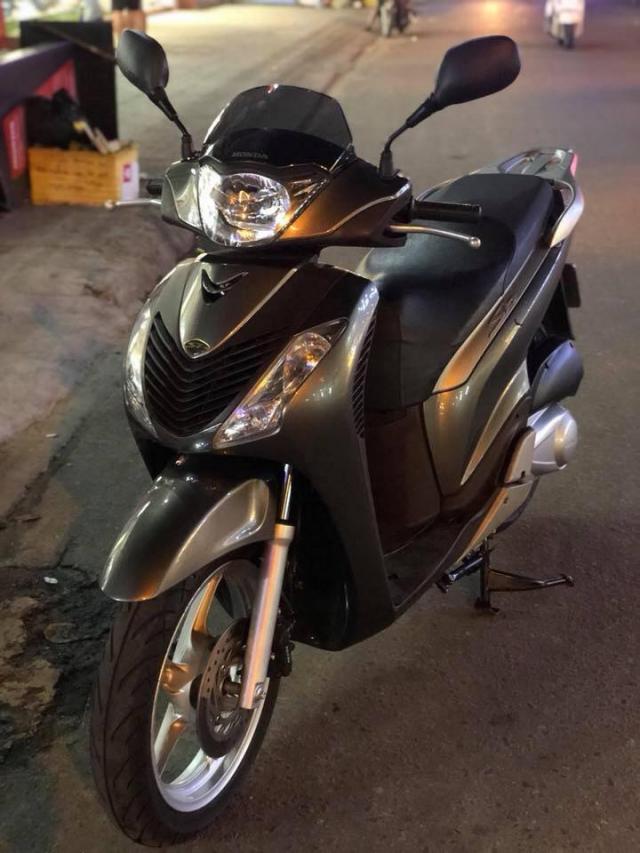 Can thanh ly xe HONDA VARIO 125 mau do nhap khau chinh hang moi 99 - 4