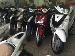 Chuyen Ban Xe May HONDA SH Yamaha Exciter Suzuki Suxipo Satria 0899925396 ATanvv