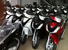 Chuyen ban xe nhap moi 100 gia re EXCITER 150CC HONDA SH XIPO SATRIA LH 0899925396 - 3