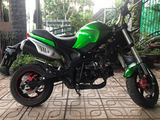 Ducati 110 Thai Lan ket tien