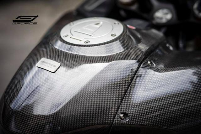 Ducati Multistrada 1200 day me hoac voi than hinh full Carbon - 4