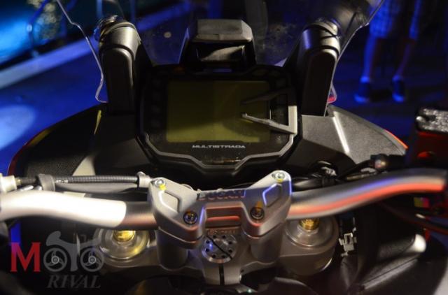 Ducati Multistrada 950 phien ban 2020 moi duoc tiet lo voi nhung thay doi lon - 3