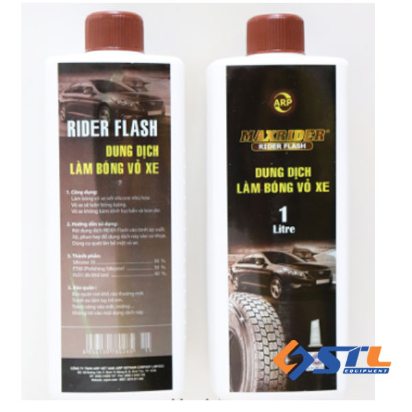 Dung dich lam bong lop xe o to maxrider rider flash gia re - 2