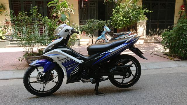 Exciter 135 GP con tay 2014 cuc chat nguyen ban bien HN chinh chu - 4