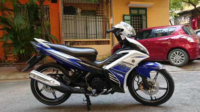 Exciter 135 GP con tay 2014 cuc chat nguyen ban bien HN chinh chu - 5