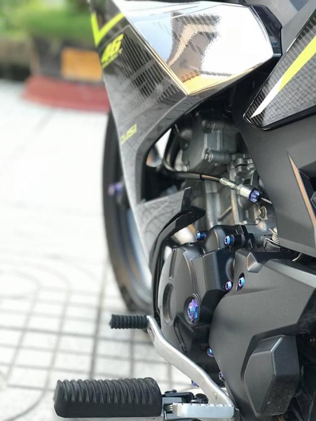 Exciter 150 do don gian nhung van loi cuon nguoi xem cua biker Vung Tau - 8
