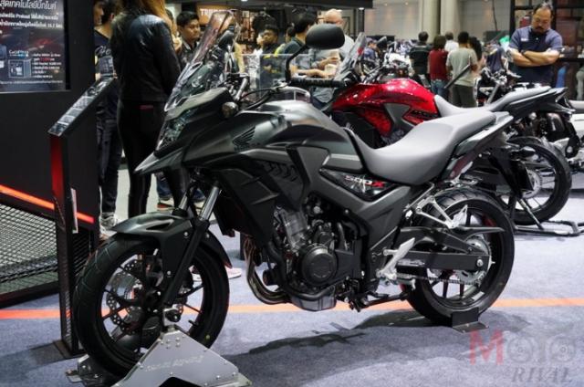 Honda 500 Series chinh thuc lo dien phien ban 2019 vao thang toi - 3
