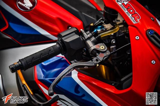 Honda CBR1000RR SP Ve dep nhuc nhoi tu sieu pham duong pho - 4