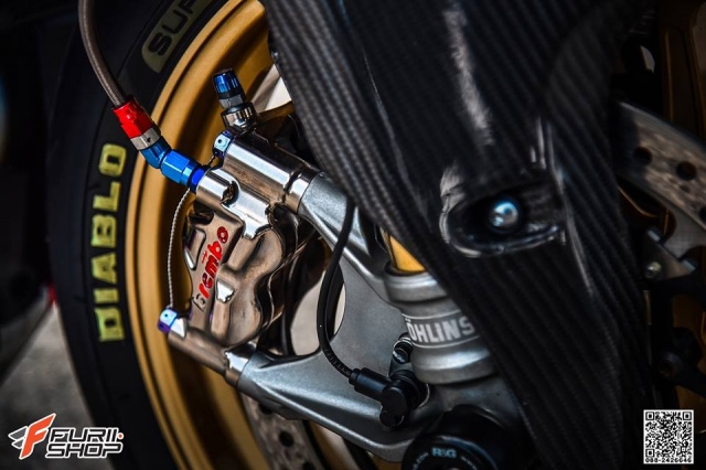 Honda CBR1000RR SP Ve dep nhuc nhoi tu sieu pham duong pho - 10