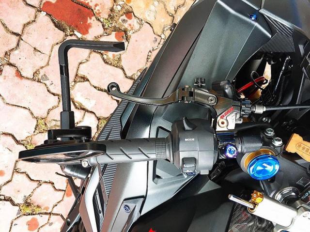 Honda CBR250RR ga khung long dep trai nhat Pho bien Vung Tau - 6
