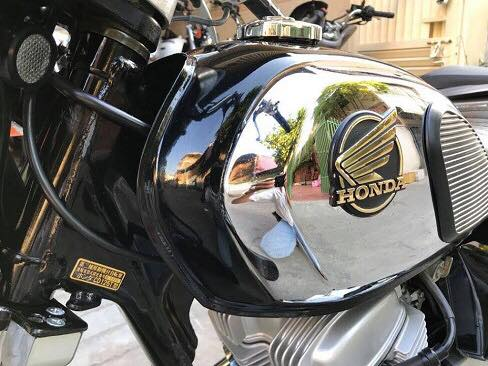 ___ Can Ban ___Honda CD125TC Benly___ - 7